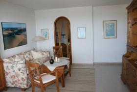 Foto 3 San Agustin - Appartment mit Meerblick zu vermieten - Nueva Suecia