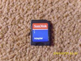 Foto 2 San Disk MicroSD Card 16 GB
