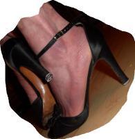 Sandalette oft getragen, extrem. Sammler Liebhaber