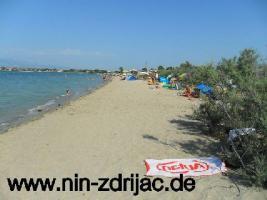 Sandstrand Kroatien, Ferienwohnung