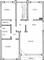 Foto 10 Sanierte 3 Zimmer-Wohnung zu vermieten
