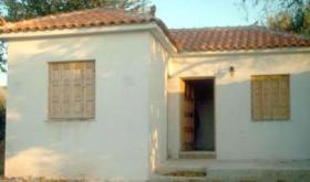 Sanierungsbedürftiges Haus auf Lesvos/Griechenland
