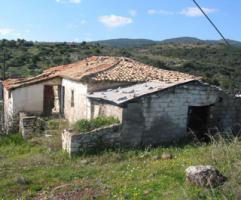 Sanierungsbed�rftiges Natursteinhaus nahe Petalidi/Griechenland