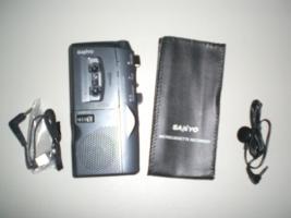 Sanyo- Diktiergerät TRC-670M