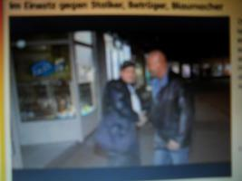Foto 6 Sat 1 TV Dreh mit .Spies Security Schule sds