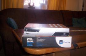 SatConn SC 9103 SM Sat-Receiver Card Reader, (FTE S202)