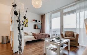 Saubere und helle 1 Zimmer Wohnung