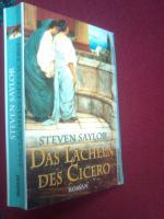 Foto 3 Saylor, Steven Titel: Das Lächeln des Cicero