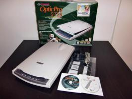 Scanner - Plustek OpticPro ST28