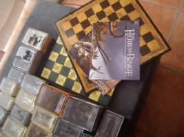 Schachbrett Figuren ( Der Herr der Ringe ) Sammlung
