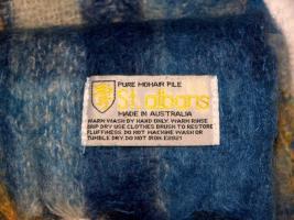 Foto 2 Schal aus australischer Mohairwolle