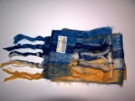 Foto 3 Schal aus australischer Mohairwolle