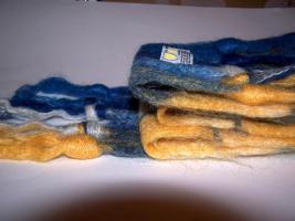 Foto 4 Schal aus australischer Mohairwolle