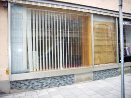 Foto 2 Schaufenster Werbefläche