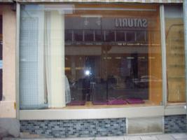 Foto 3 Schaufenster Werbefläche
