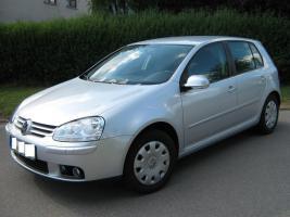 Scheckheftgepflegter VW Golf 1.4 Trendline 5-türig * 37 Tkm* silber* TÜV* NEU*