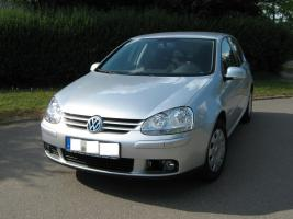 Foto 3 Scheckheftgepflegter VW Golf 1.4 Trendline 5-türig * 37 Tkm* silber* TÜV* NEU*
