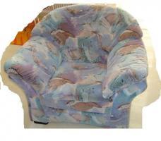 Foto 2 Schicke Couchgarnitur, top Zustand, Liefer. möglich