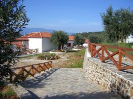 Schicke Doppelhaushälfte im Süden vom Pilion / Griechenland