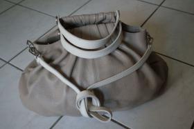 Schicke Lederhandtasche
