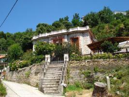 Schicke Villa auf dem Pilion / Griechenland