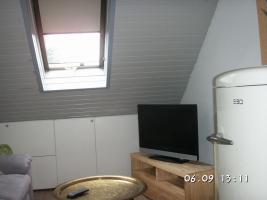 Schickes, möbilierte, kleines Appartement an der A66Frankfurt-Wiesbaden