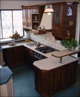 Schiebetüren Kleiderschrank und Küchenmöbel