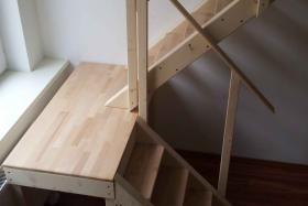 Foto 2 Schiebetürenschränke Ankleidezimmer Treppen Möbel