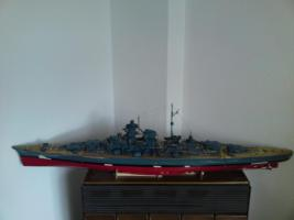 Schiffs Model Bismarck