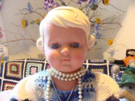 Foto 2 Schildkröt-Puppe!