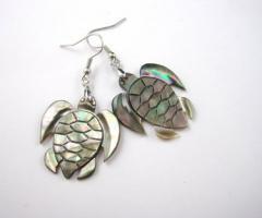 ' Schildkröten ' Ohrringe