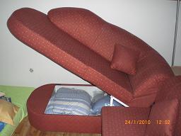 Foto 3 Schlafcouch
