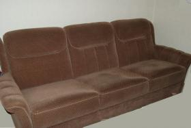 Schlafcouch  + Sessel
