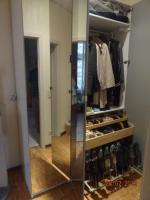 Foto 2 Schlaffzimmer, Küche 3 m mit Garantie-Spühle, 2 Ledersofe (1 Doppel/Schlaf), Flur- und Gartenmöbel