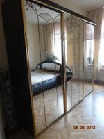 Foto 12 Schlaffzimmer, Küche 3 m mit Garantie-Spühle, 2 Ledersofe (1 Doppel/Schlaf), Flur- und Gartenmöbel