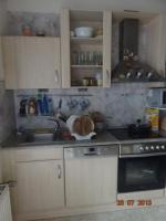 Foto 13 Schlaffzimmer, Küche 3 m mit Garantie-Spühle, 2 Ledersofe (1 Doppel/Schlaf), Flur- und Gartenmöbel