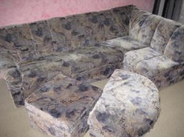 Schlafsofa Ecksofa Couch mit Bettfunktion