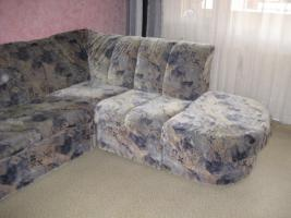 Foto 3 Schlafsofa Ecksofa Couch mit Bettfunktion
