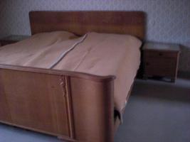 Schlafzimmer 50er Jahre