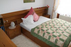 Schlafzimmer/Eiche