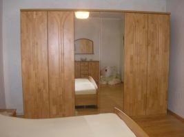 Schlafzimmer Erle