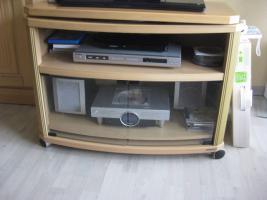 Foto 6 Schlafzimmer Fernsehschrank 2 Kieferschränke