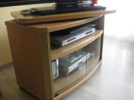 Foto 7 Schlafzimmer Fernsehschrank 2 Kieferschränke