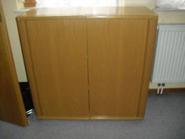 Foto 4 Schlafzimmer Komplett mit Schubladenschrank und Sidebord