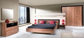 Schlafzimmer Margo 4D