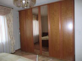 Schlafzimmer in kirschbaum