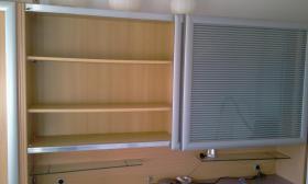 Foto 4 Schlafzimmer in kirsche mit silber Firma Rauch NP 3500DM Preis: 499 EUR VB