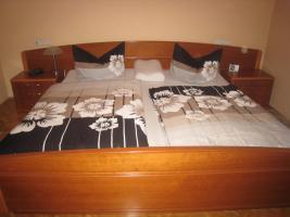 Schlafzimmer komplett, Kirschbaum ( Echtholz)