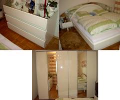 Schlafzimmer komplett, neuwertig