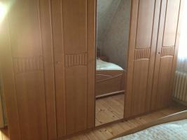 Foto 3 Schlafzimmer, buchefarben